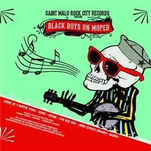 Black Boys On Moped / Chuck Twins California - Black Boys On Moped / Chuck Twins California Full Album