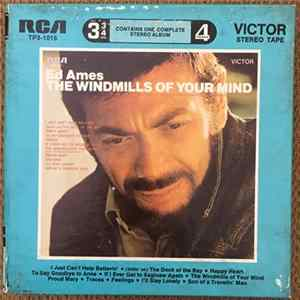 Ed Ames - The Windmills Of Your Mind Full Album