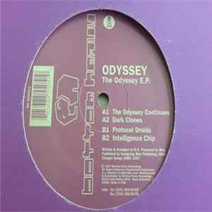 The Odyssey - The Odyssey EP Full Album
