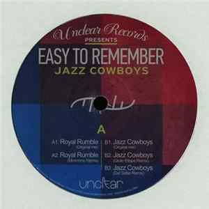 Easy To Remember - Jazz Cowboys Full Album