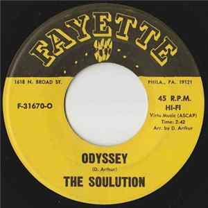 The Soulution - Odyssey / Windy Woman Full Album