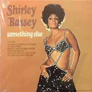 Shirley Bassey - Something Else Full Album