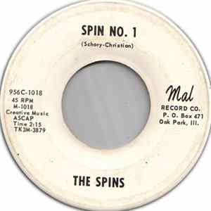 The Spins - Spin No. 1 / Spin No. 2 Full Album