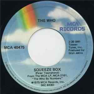 The Who - Squeeze Box / Success Story Full Album