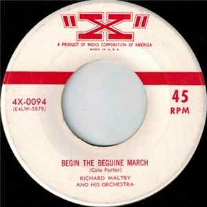 Richard Maltby And His Orchestra - Begin The Beguine March Full Album